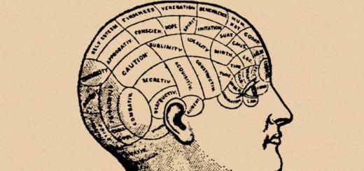 френология, гадание по форме головы