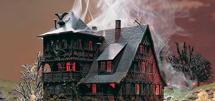 сонник, горящий дом во сне