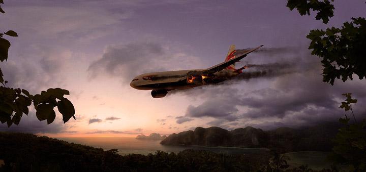 сонник, падение самолета авиакатастрофа во сне
