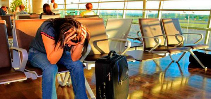 сонник, опоздание самолет во сне