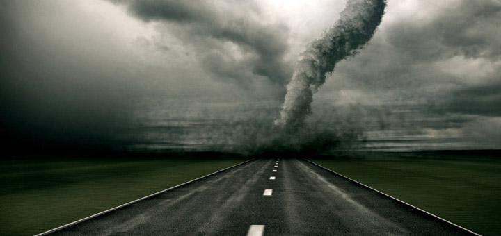 сонник, ураган во сне