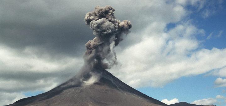 сонник, землетрясение вулкан во сне