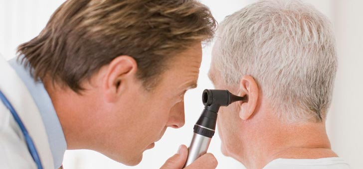 Воспаление уха лечение народными средствами