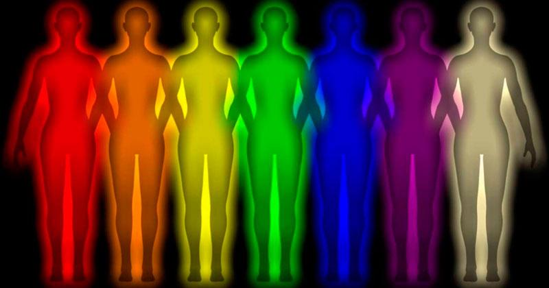 Узнайте цвет своей ауры