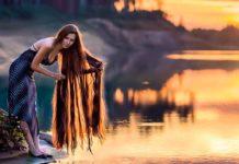 магическая сила длинных волос